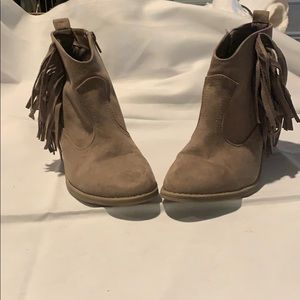 Faded Glory Womans Ankle Booties